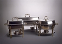 CLASSIC BRASS CHAFING DISHES