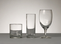 GLASSWARE - COCKTAIL & WATER $0.50 EACH