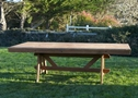 8' FARM TABLE $80