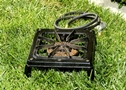 SINGLE PROPANE BURNER $20 - propane not included