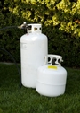PROPANE TANKS,  5 or 10 Gallon