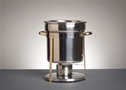 STAINLESS SAUCE CHAFER 7 qt. $14 each