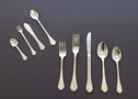 Seaside Flatware, Stainless